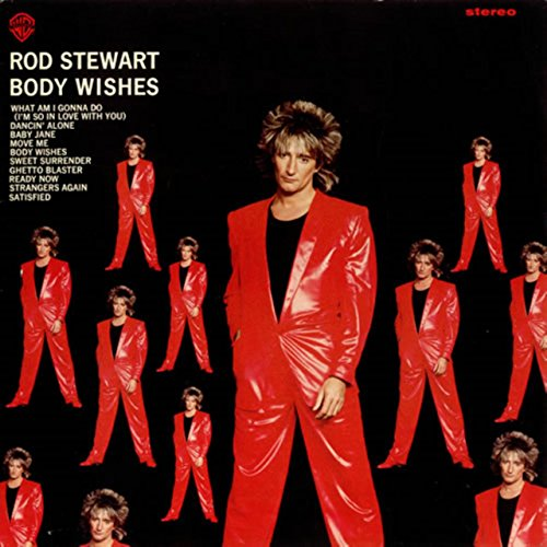 Stewart , Rod - Body Wishes (83) (Vinyl)