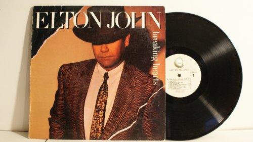John , Elton - Breaking Hearts (Vinyl)