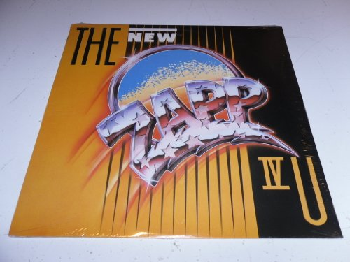 Zapp - The New Zapp IV U (Vinyl)
