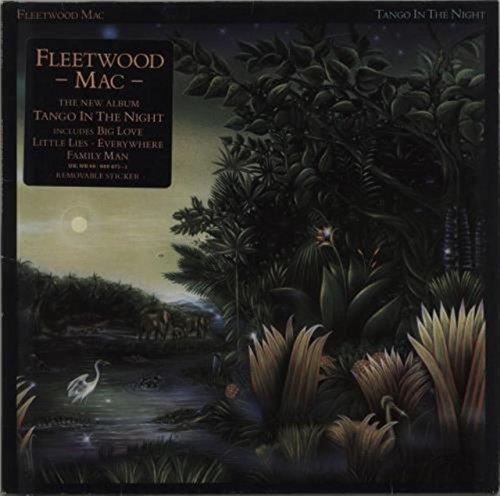 Fleetwood Mac - Tango in the night (1987) [Vinyl LP]