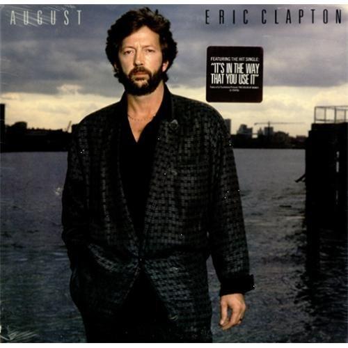 Clapton , Eric - August (Vinyl)