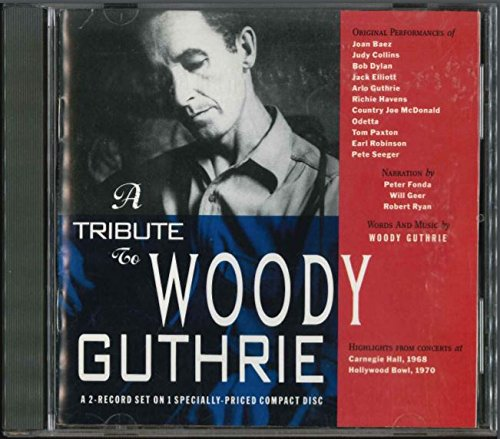 Sampler - A Tribute To Woody Guthrie
