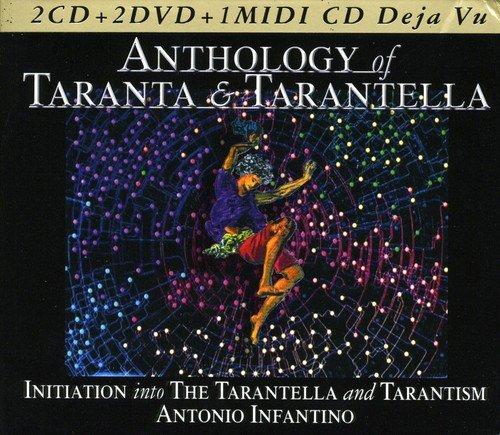 Infantino , Antonio - Anthology Of Taranta & Tarantella