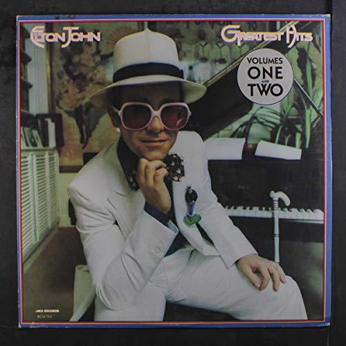 John , Elton - Greatest Hits Volume II (Vinyl)