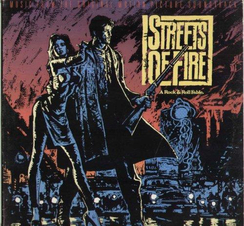 Fire Inc., Maria McKee, Ry Cooder.. - Streets of Fire (1984) [Vinyl LP]