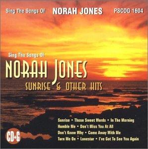 Sampler - Sing The Songs of Norah Jones: Sunrise & Other Hits (Karaoke)(US Import)