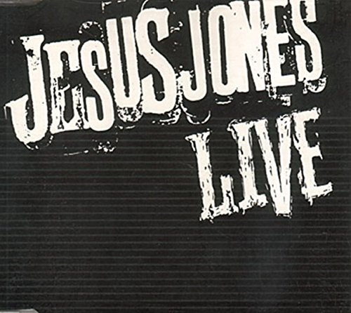 Jesus Jones - Live (EP) (US-Import)