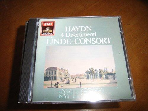 Haydn , Joseph - 4 Divertimenti (Linde-Consort)
