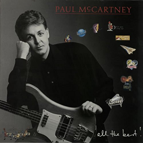 McCartney , Paul - All The Best (Vinyl)