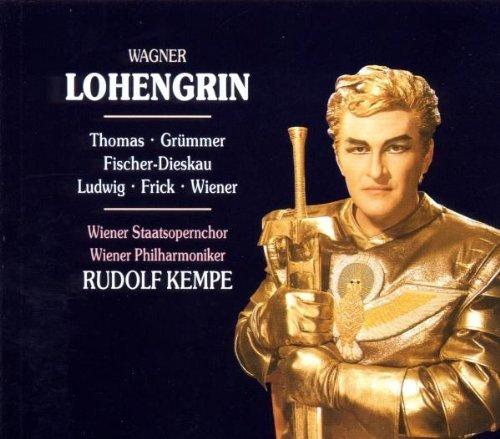 Wagner , Richard - Lohengrin (Fischer-Dieskau, Kempe)
