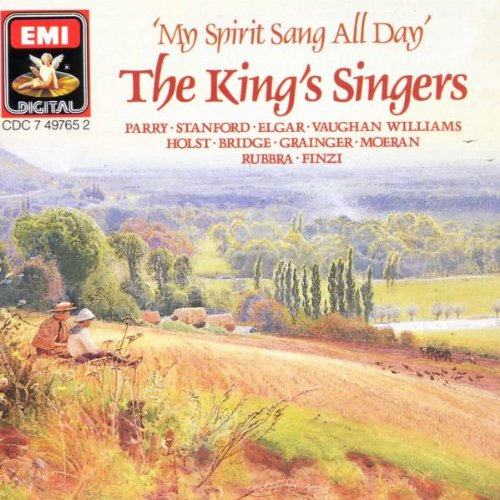King's Singers , The - My Spirit Sang All Day