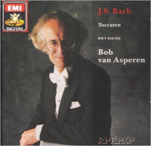 Bach , Johann Sebastian - Toccaten, BWV 910-916 (van Asperen)