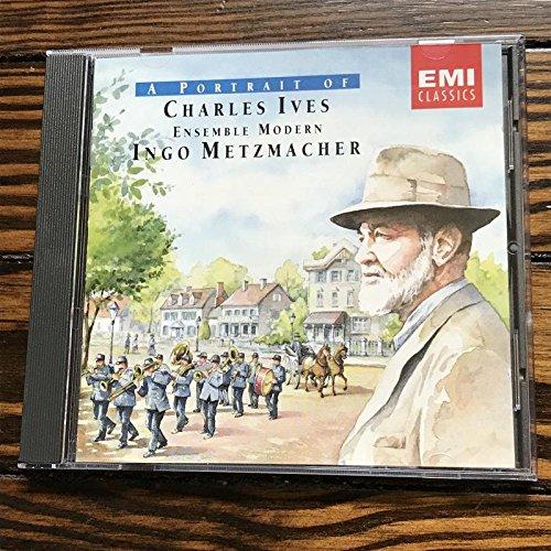 Ensemble Modern & Metzmacher , Ingo - A Portrait Of Charles Ives