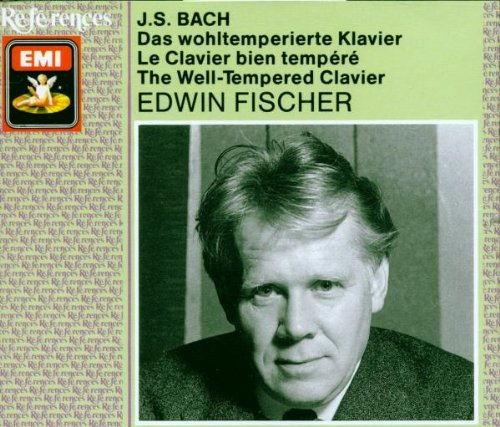 Bach , Johann Sebastian - Das wohltemperierte Klavier 1&2 (Fischer)