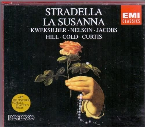 Stradella , Alessandro - La Susanna (GA) (Kweksilber, Nelson, Jacobs, Hill, Cold, Curtis)