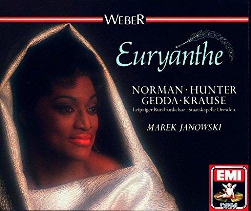 Weber , Carl Maria von - Euryanthe (Norman, Hunter, Gedda, Krause, Janowski)