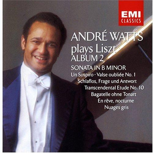 Watts , Andre - Watts Plays Liszt Album 2: Sonata In B Minor a.o.