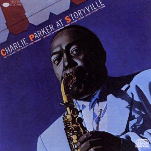 Parker , Charlie - At storyville