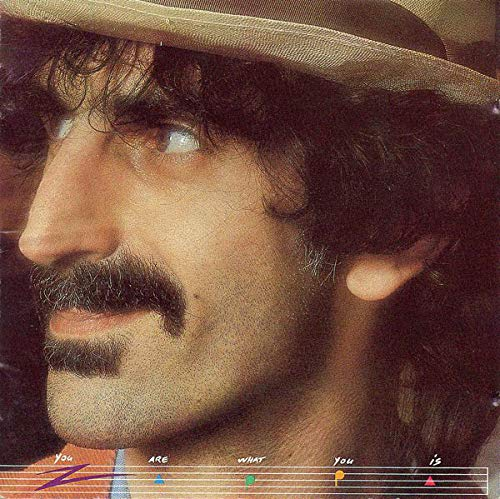 Zappa , Frank - You Are What You Is