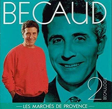 Becaud , Gilbert - Les Marches De Provence (Becaulogie 2)