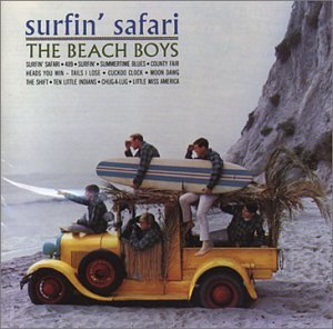 Beach Boys , The - Surfin' Safari & Surfin' USA (Two Great Albums On One CD)