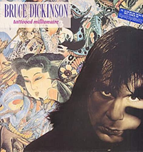 Dickinson , Bruce - Tattooed Millionaire (Vinyl)