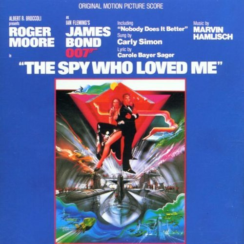 Hamlisch , Marvin - The Spy Who Loved Me