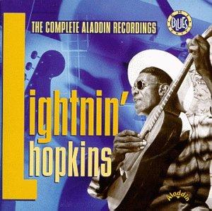 Lightnin' Hopkins - Complete Aladdin Recordings