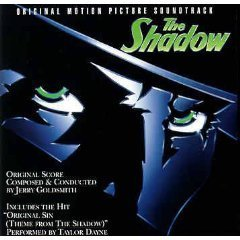 Goldsmith , Jerry - The Shadow