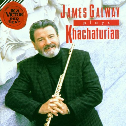 Galway , James - Plays Khachaturian