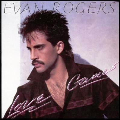 Rogers , Evan - Love Games (Vinyl)