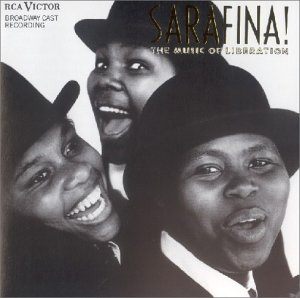 Musical - Sarafina! - The Muisc of Liberation (Broadway Cast Recording)