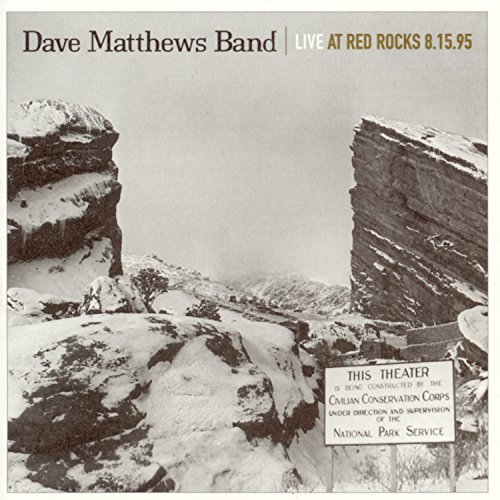 Dave Band Matthews - Live at Red Rocks 8.15.95