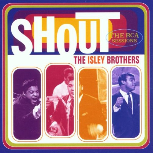 Isley Brothers , The - Shout - The RCA Sessions