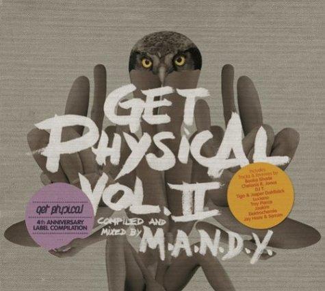 M.A.N.D.Y. - 4th Anniversary (Get Physical)