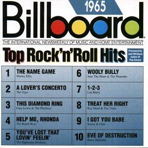 Sampler - Billboard - Top Rock 'n' Roll Hits 1965