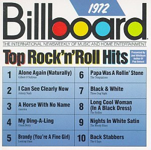 Sampler - Billboard - Top Rock 'n' Roll Hits 1972