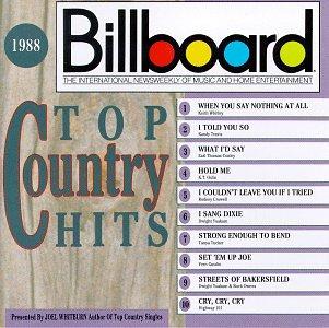 Sampler - Billboard - Top Country Hits 1988