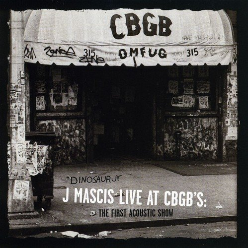 Dinosaur Jr. - J Mascis Live At CBGB's: The First Acoustic Show (Limited Edition)