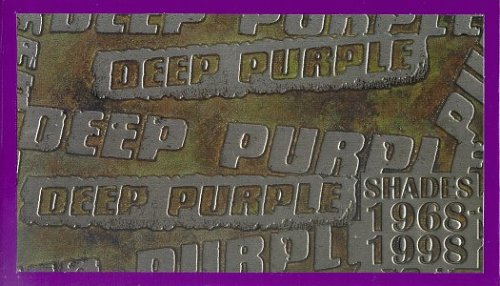 Deep Purple - Shades 1968-1998 (4-CD LongBook Set)