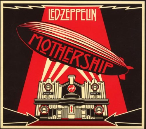 Led Zeppelin - Mothership (Deluxe Edition mit DVD)