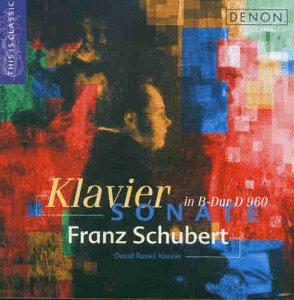 Schubert , Franz - Klaviersonate In B-Dur, D. 960 (Ranki)