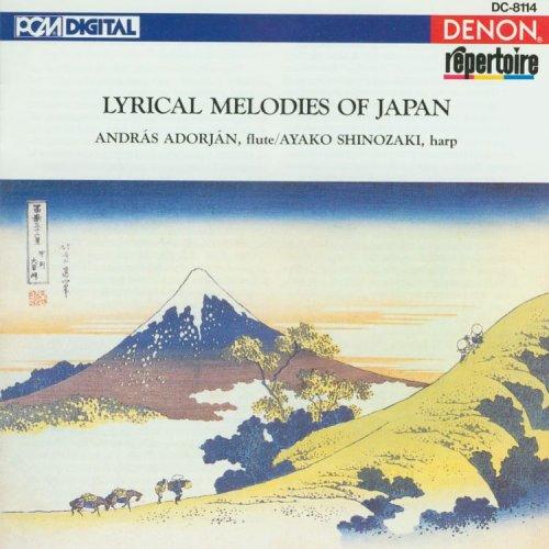 Adorjan , Andras & Shinozaki , Ayako - Lyrical Melodies Of Japan