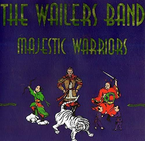 Wailers Band , The - Majestic Warriors