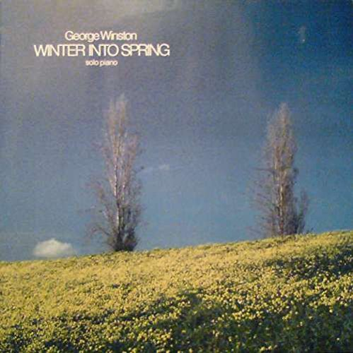 Winston , George - Winter Into Spring - Solo Piano (Vinyl)