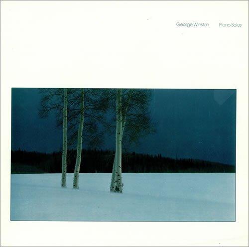 Winston , George - December - Piano Solos (82) (Vinyl)