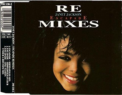 Jackson , Janet - Escapade (Remixes) (Maxi)