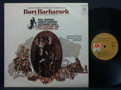Bacharach , Burt - Butch Cassidy And The Sundance Kid (Vinyl)