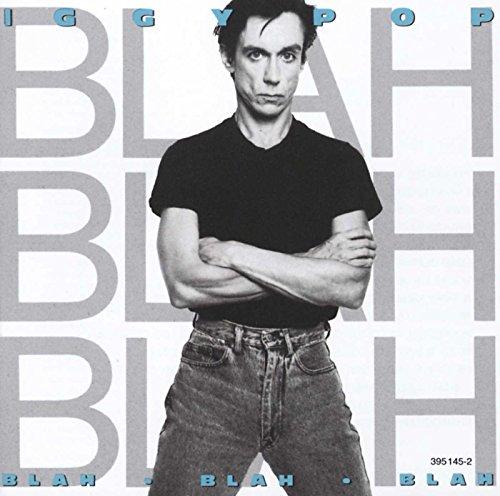 Iggy Pop - Blah blah blah (1986) [Vinyl LP]