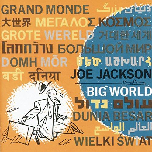 Jackson , Joe - Big World (Vinyl)